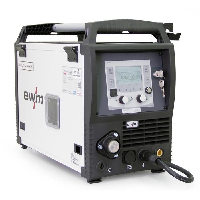 Profesionalen multifunkcijski pulzni varilni aparat