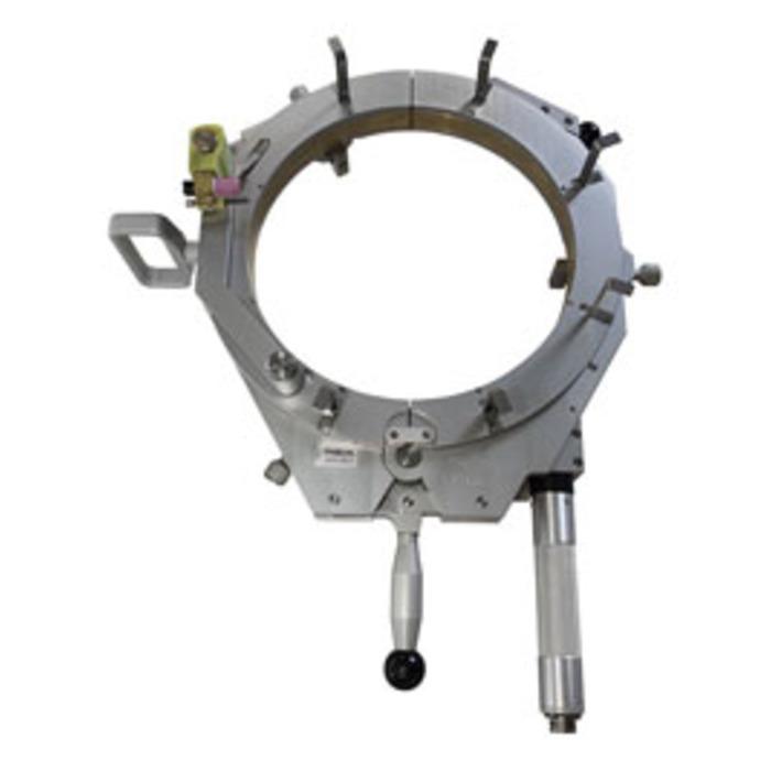 Orbitalno varjenje – odprte glave OHW