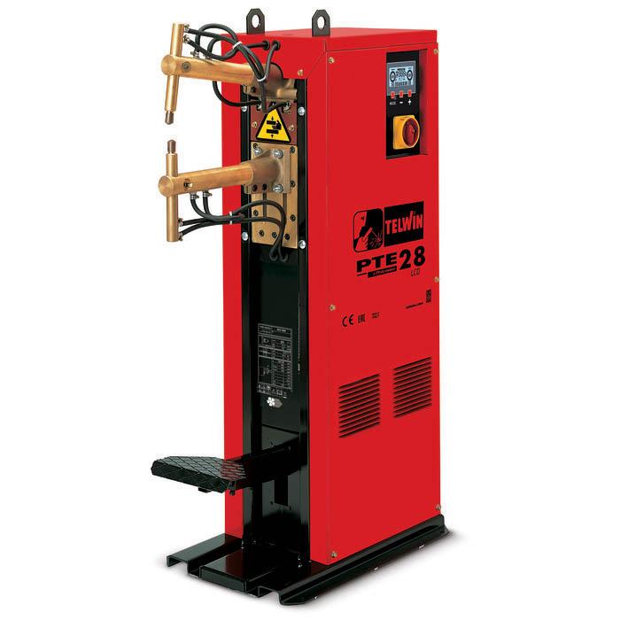 Mehanski točkovni varilni aparat