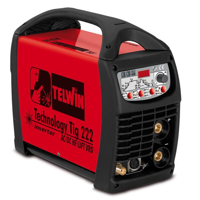 zračno hlajen inverterski varilni aparat AC DC TIG