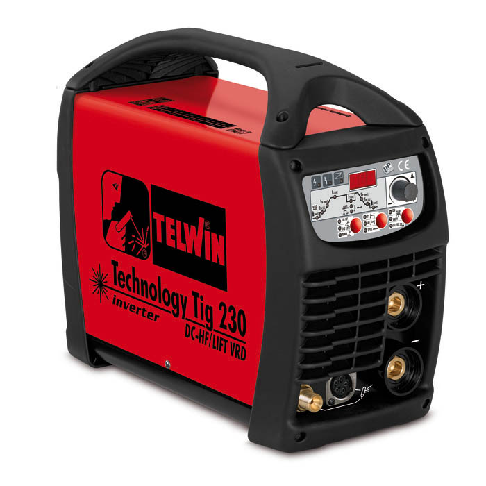Inverterski TIG varilni aparat Telwin Technology