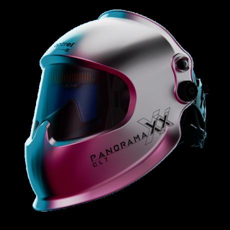 Panoramaxx CLT srebrna varilna maska